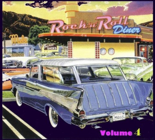 ... Rock N Roll Diner Volume 4