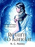 Return to Kandar (The World of Kandar Book 2)