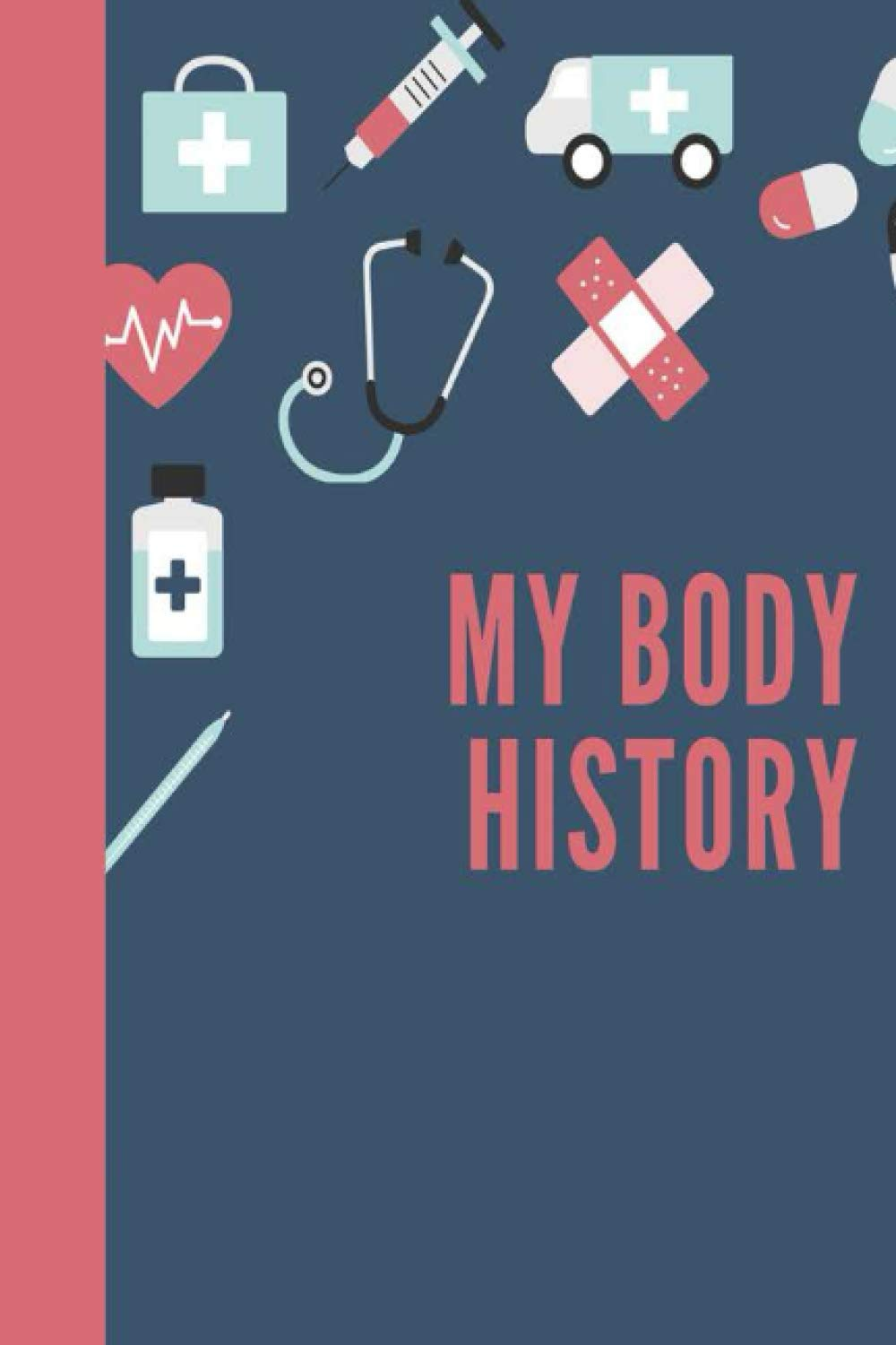 My Body History: Comprehensive medical and health record book for  organizing your medical history, health records, and emergency information:  Sykes, Gary J.: 9798691657771: Amazon.com: Books