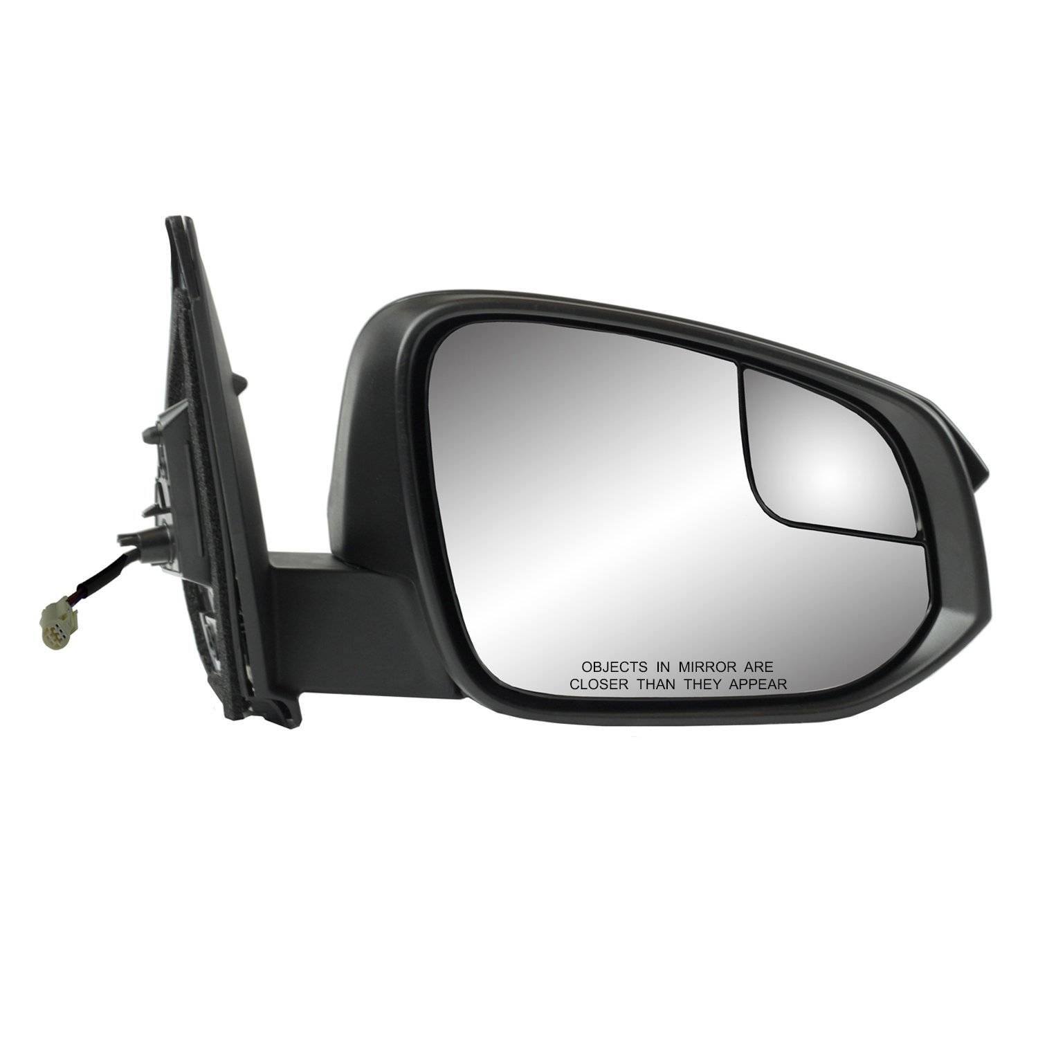 Fit System 70197T Toyota OEM Style Replacement Mirror