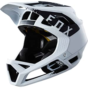 Fox Racing Proframe Lightweight Matte Biking Helmet