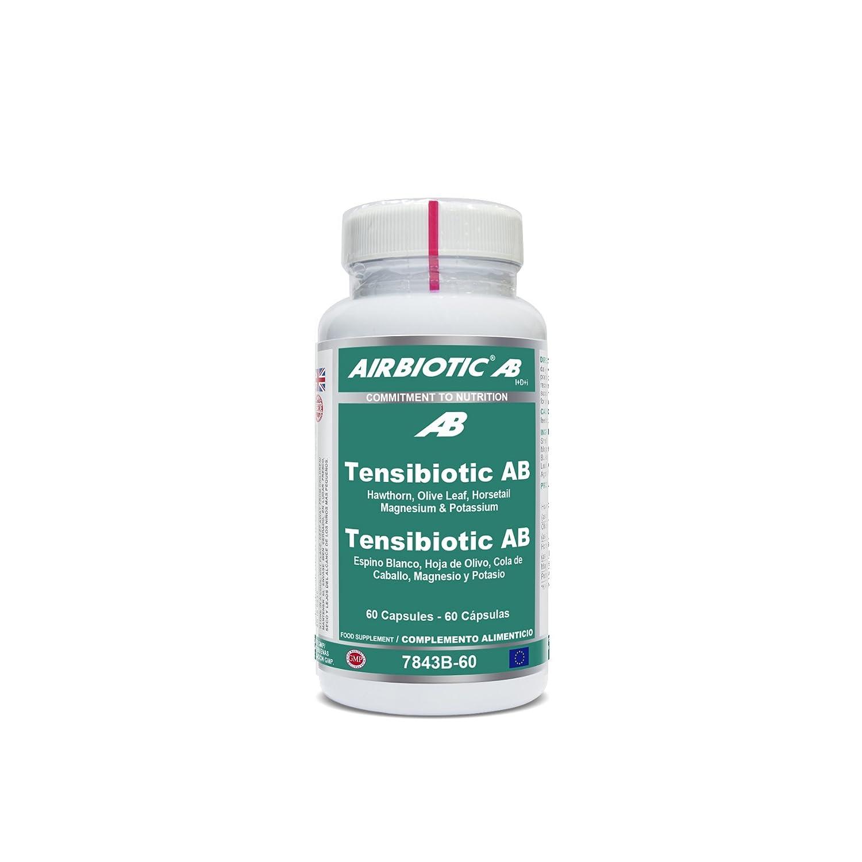 Airbiotic AB - Tensibiotic AB - 60 cápsulas: Amazon.es: Salud y cuidado personal
