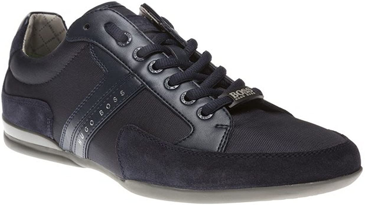 Mens BOSS Green Spacit Trainers - 7