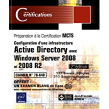 Active Directory avec Windows Server 2008 et 2008 R2