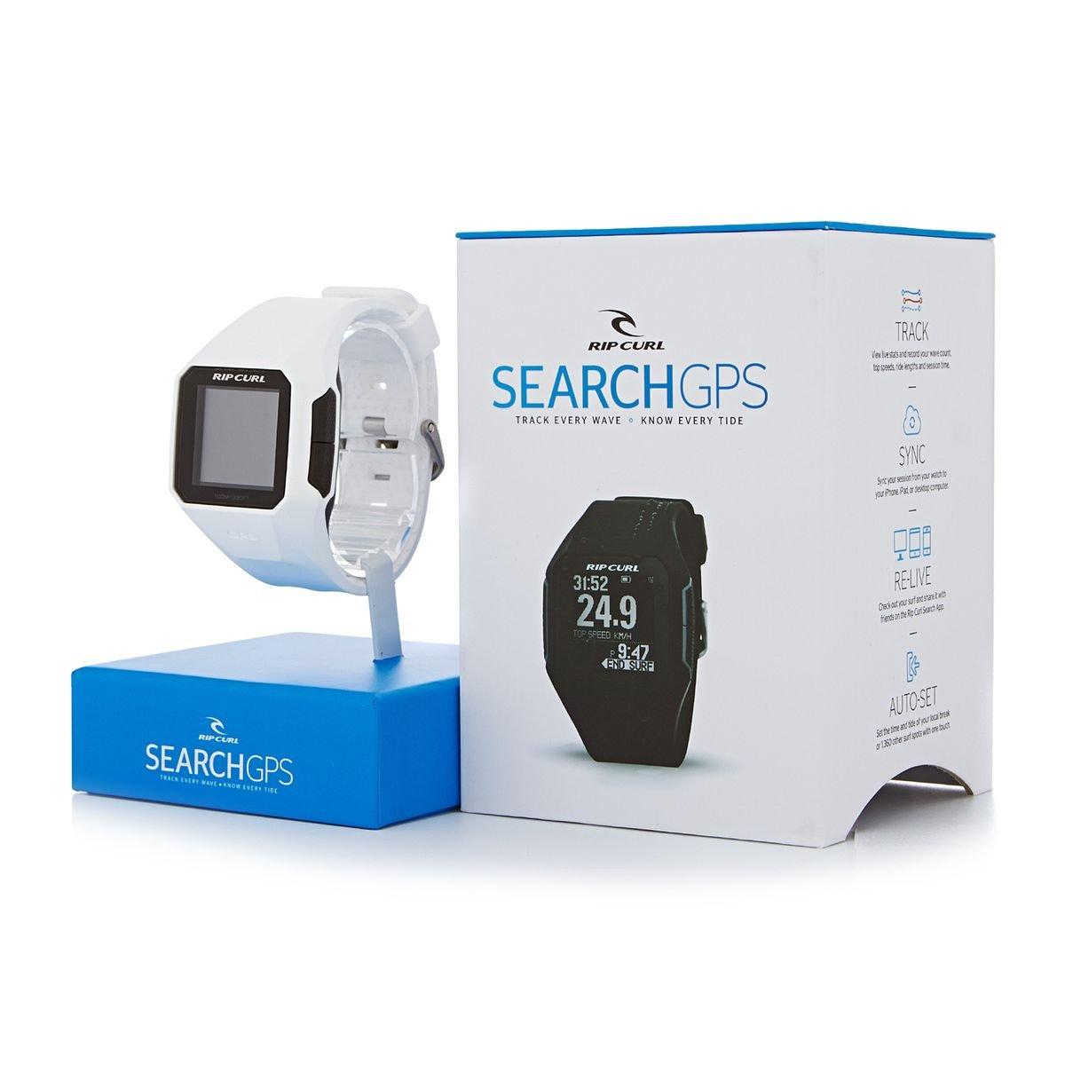 RIP CURL Reloj GPS Color Blanco: Amazon.es: Deportes y aire libre