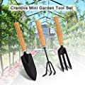 YAPASPT Gardening Tools Set - Home Mini Tool Kit for Pot Planting Transplanting and Digging