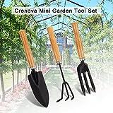 YAPASPT Gardening Tools Set - Home Mini Tool Kit for Pot Planting Transplanting and Digging