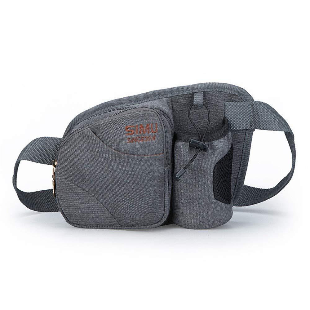 LNLZoutdoor - wash angebauter Baumwolle Größe Tasche Tasche Tasche Retro - multifunktionale Laufen auf Beutel,Grau,Y01 B07HKG4ZGH     | Offizielle Webseite  5188d2