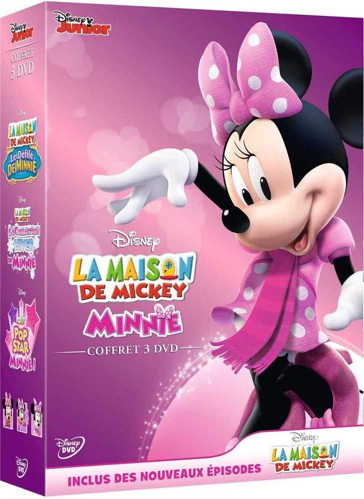 Amazon.com: La Maison de Mickey - Minnie : Le Défilé de Minnie +