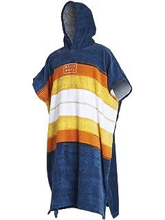 bf1bd41423 Amazon.com : Billabong Mens Hooded Changing Robe/Poncho Military ...
