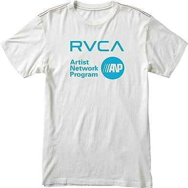 RVCA - - Hombres camiseta ANP: Amazon.es: Ropa y accesorios