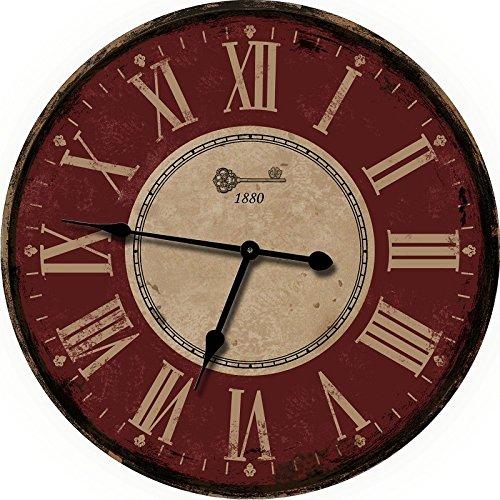 Farmhouse Wall Clock: Amazon.com