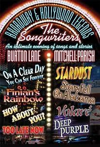 The Songwriters:Burton Lane /