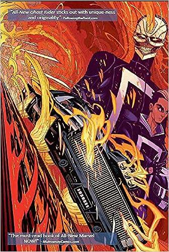 All New Ghost Rider Volume 1 Amazonin Felipe Smith Tradd Moore