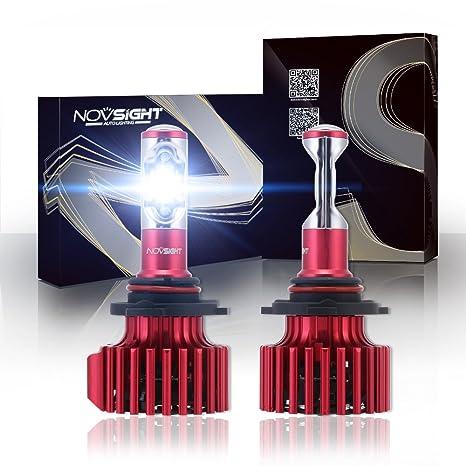 H1 H4 H7 H11 H13 LED coche bombillas para faros delanteros Kit de conversión, nighteye
