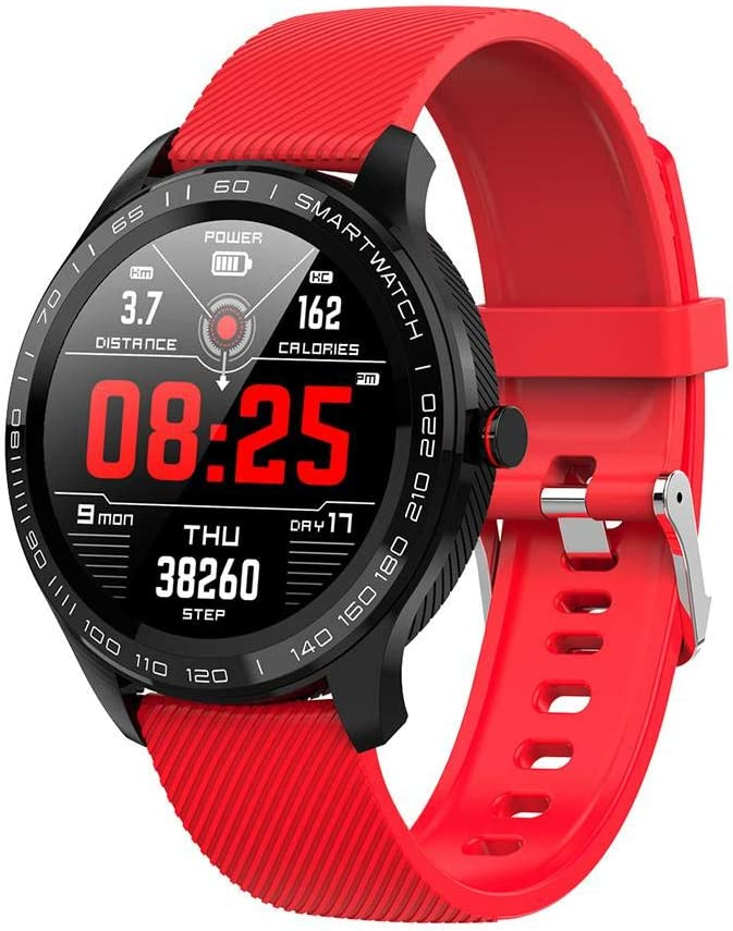 L9 Smart Watch Men ECG+PPG Heart Rate Blood Pressure Oxygen Monitor IP68 Waterproof Bluetooth Smartwatch VS L5 L7 L8