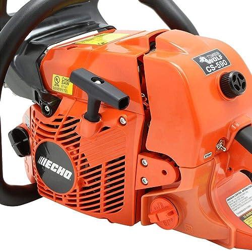 Echo CS-590-20AA 20 in. 59.8 cc Gas Chainsaw