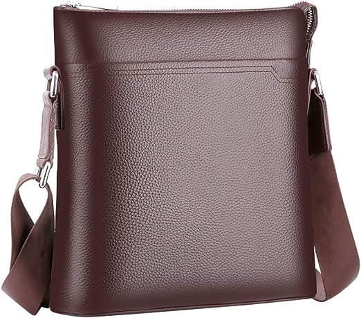Shoulder Bags ZQ Men'S Leather Suede Leather Messenger Bag