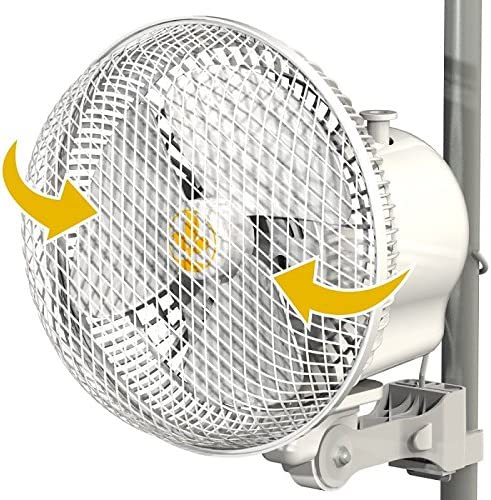 Secret Jardin Monkey Clip Fan 23CM