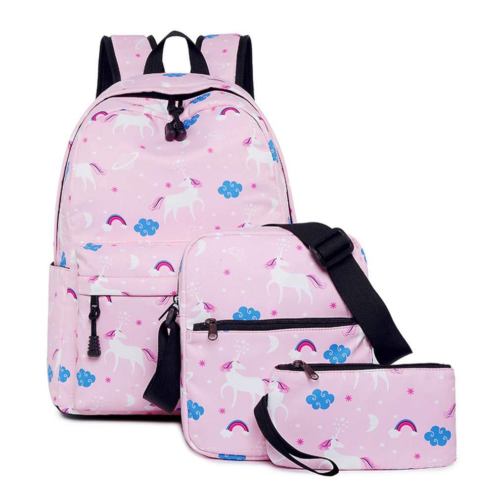 Buy Fancyku Unicorn Backpack Set c849c9d2589ce