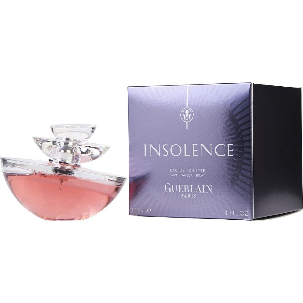 INSOLENCE by Guerlain EDT SPRAY 3.4 OZ for WOMEN ---(Package Of 2)