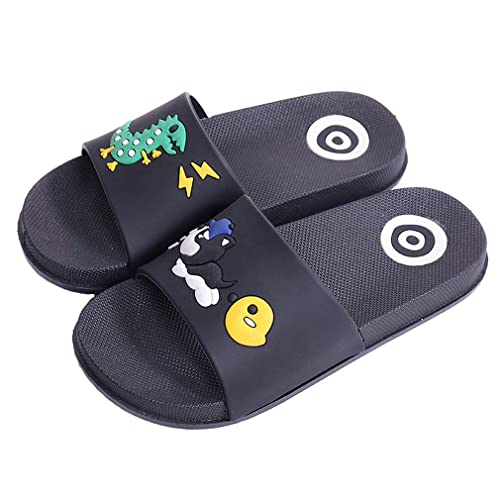 a03aa2b576a3 KVbaby Kids Antiskid Lovely Bathroom Slipper Boys Girls Beach Pool Shoes  Soft Flip Flops Home Slippers Quick-Drying  Amazon.co.uk  Shoes   Bags