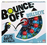 Mattel Games Bounce-Off Bullseye Game