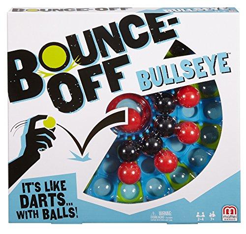 Bounce-Off Bullseye Game (Bounce Game)