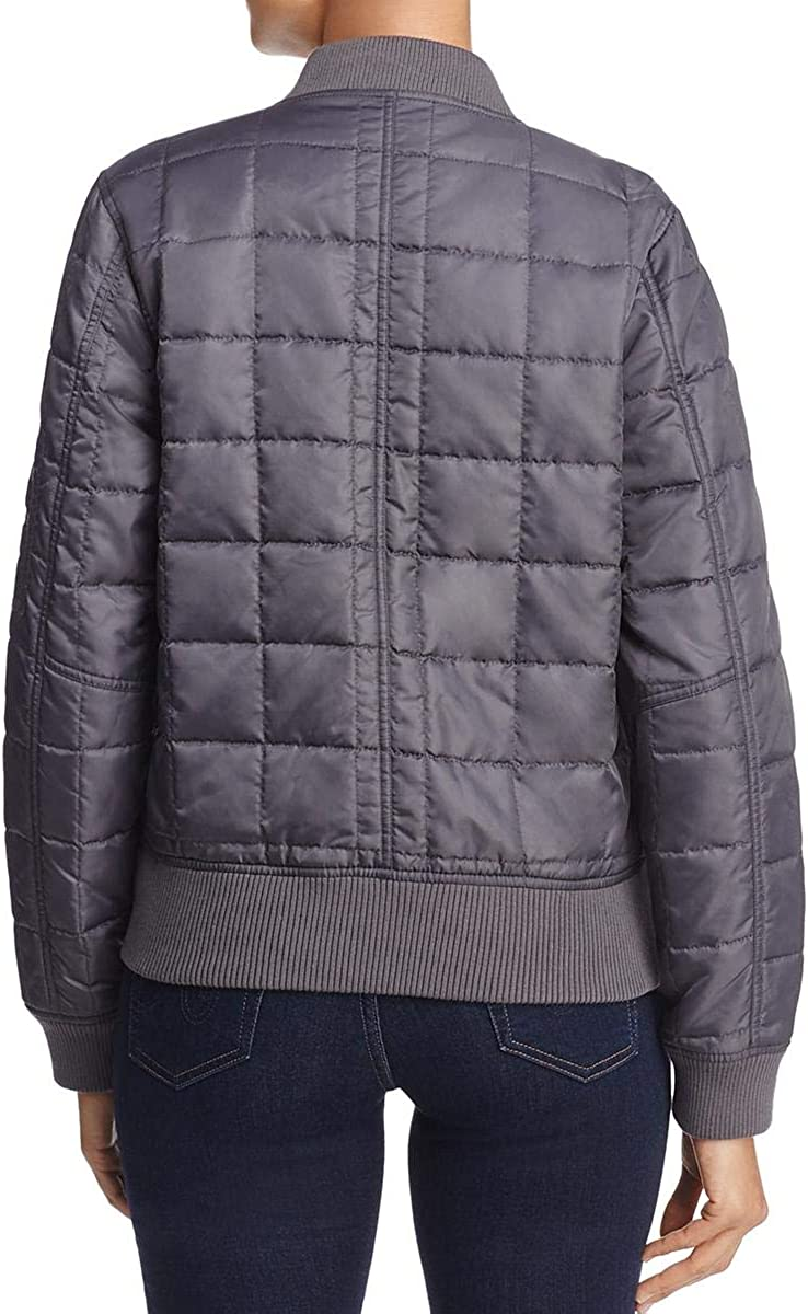 Fillmore Womens Quilted Bomber Jacket