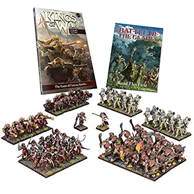 Kings of War 2nd Edition: Battle of Glades 2 Player Set from Mantic Games