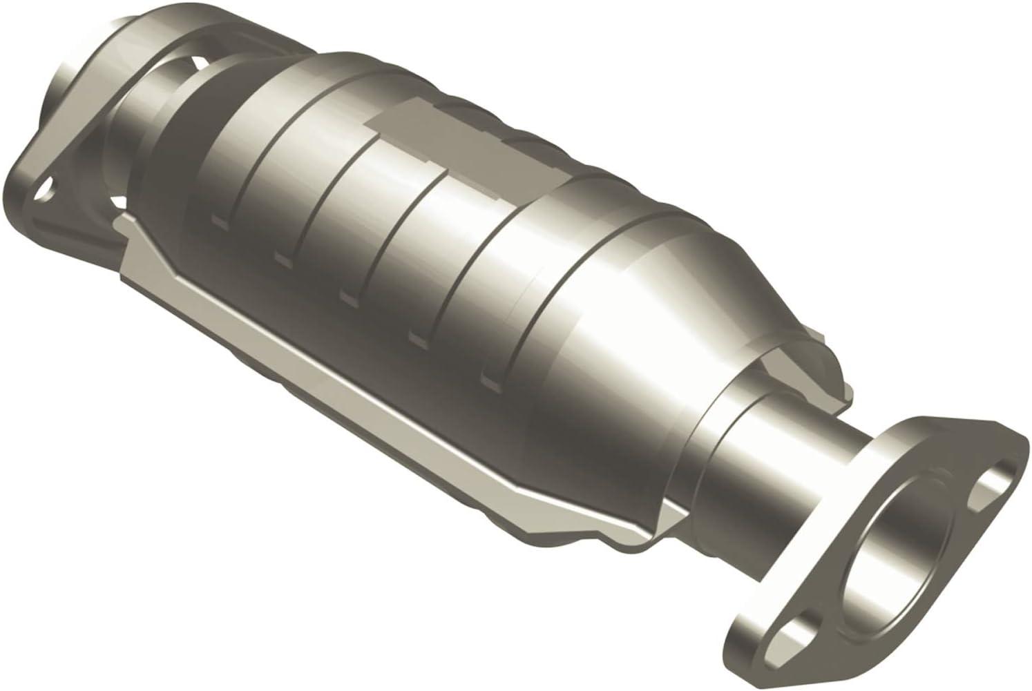 Non CARB compliant MagnaFlow 93127 Direct Fit Catalytic Converter