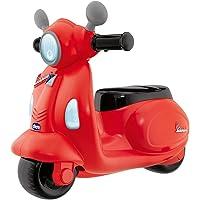 Chicco - Correpasillos Vespa con forma de moto