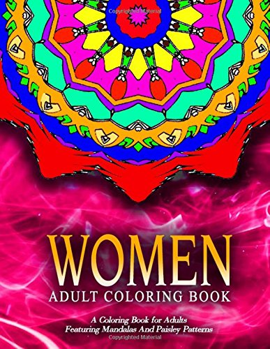 WOMEN ADULT COLORING BOOKS - Vol.13: adult coloring books best sellers for women (Volume 13)