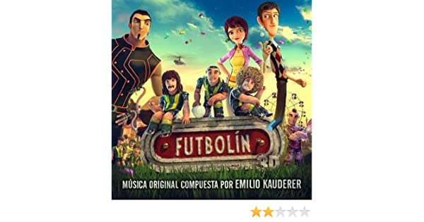 Metegol: Futbolín: BSO: Amazon.es: Música