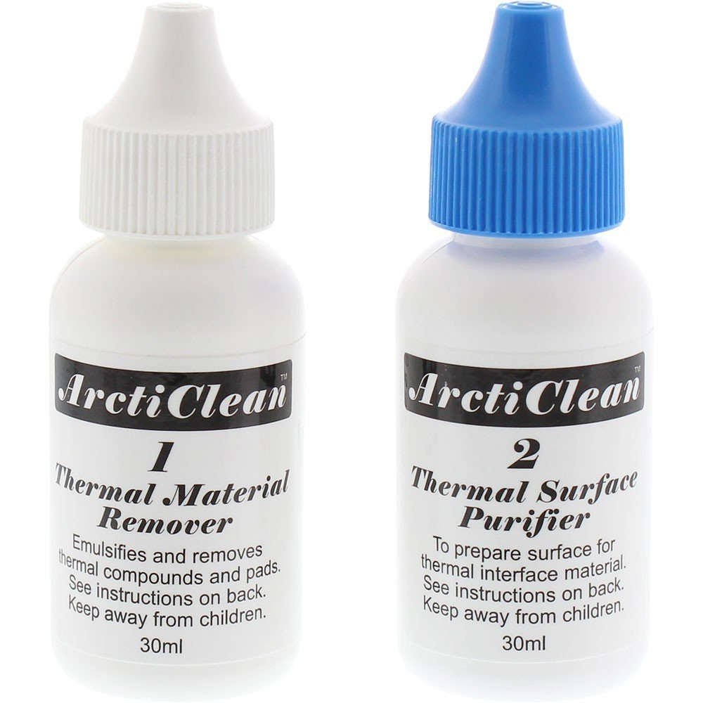Arctic Silver ArctiClean Thermal Material Remover & Surface Purifier 60ml Kit product image