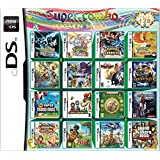 CMLegend 500 Juego en 1 NDS Game Lot Card Super Combo ...