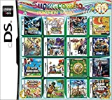 208 In 1 Games Game Multi Cartridge For DS NDS NDSL NDSi 3DS
