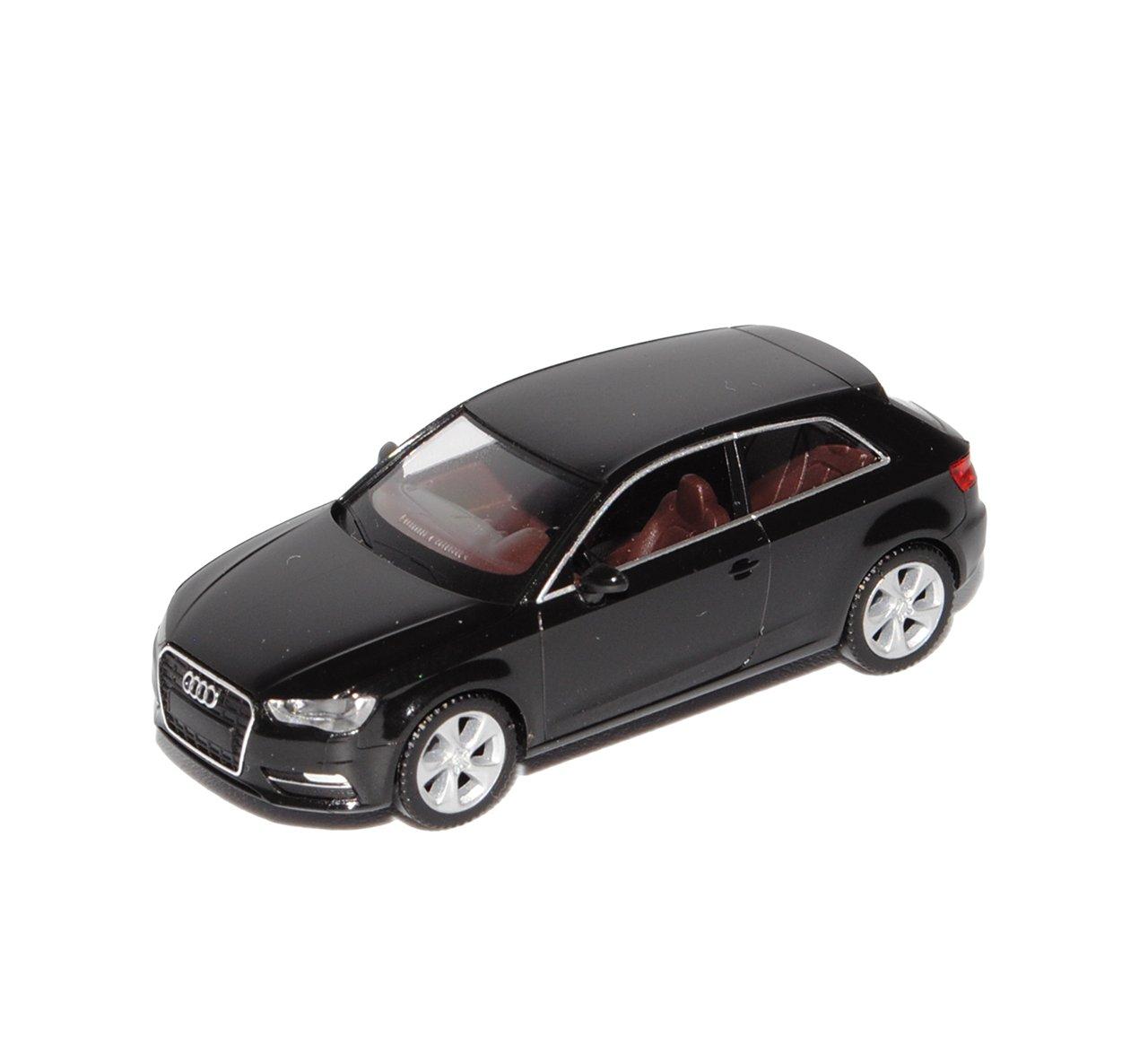 Audi Q2 SUV Mythos Schwarz Metallic Ab 2016 H0 1//87 Herpa Modell Auto mit oder..