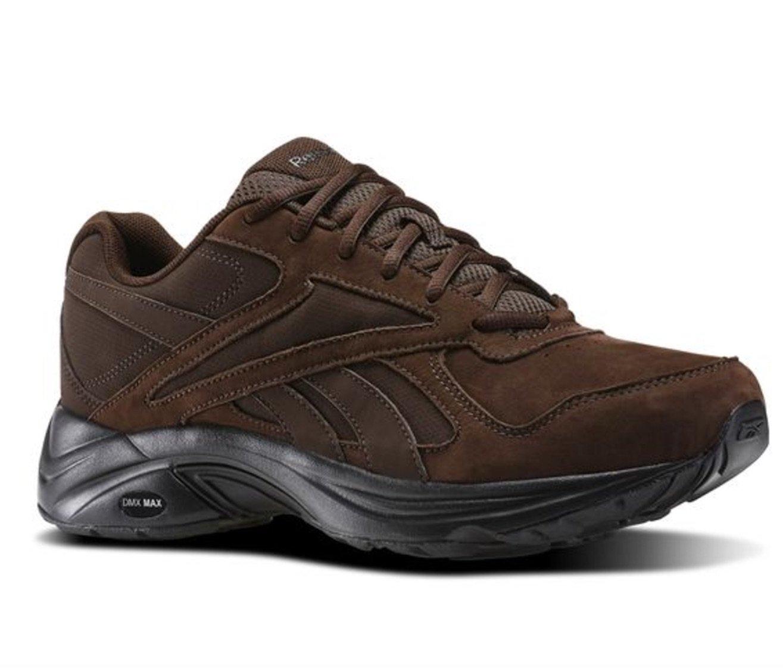 Reebok Men's Ultra V DMX Max Walking Shoe 9 D(M) US|Brown