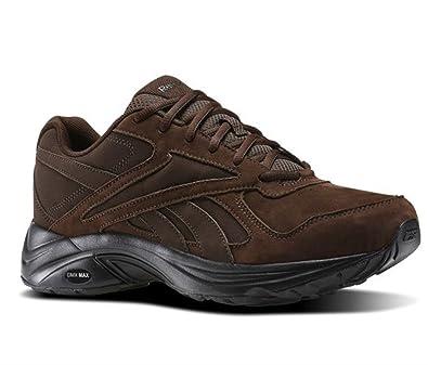 4b243afe0d84c3 Reebok Men s Ultra V DMX Max Walking Shoe Brown 12 D(M) US  Amazon ...