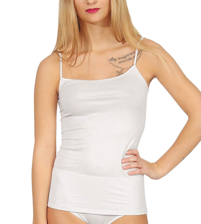 Schöller Shirt ohne Arm Unterhemd Micromodal Gr 38-50 im 3er Pack