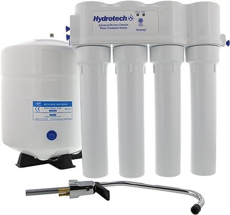 Hydrotech 4 vtfc75g-pb 4 barco 75 GPD sistema de ósmosis inversa ...
