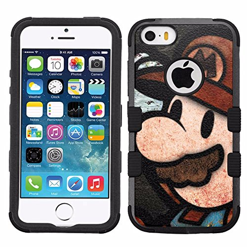 Super Mario Hard Case for iPhone SE/5S/5 - 2