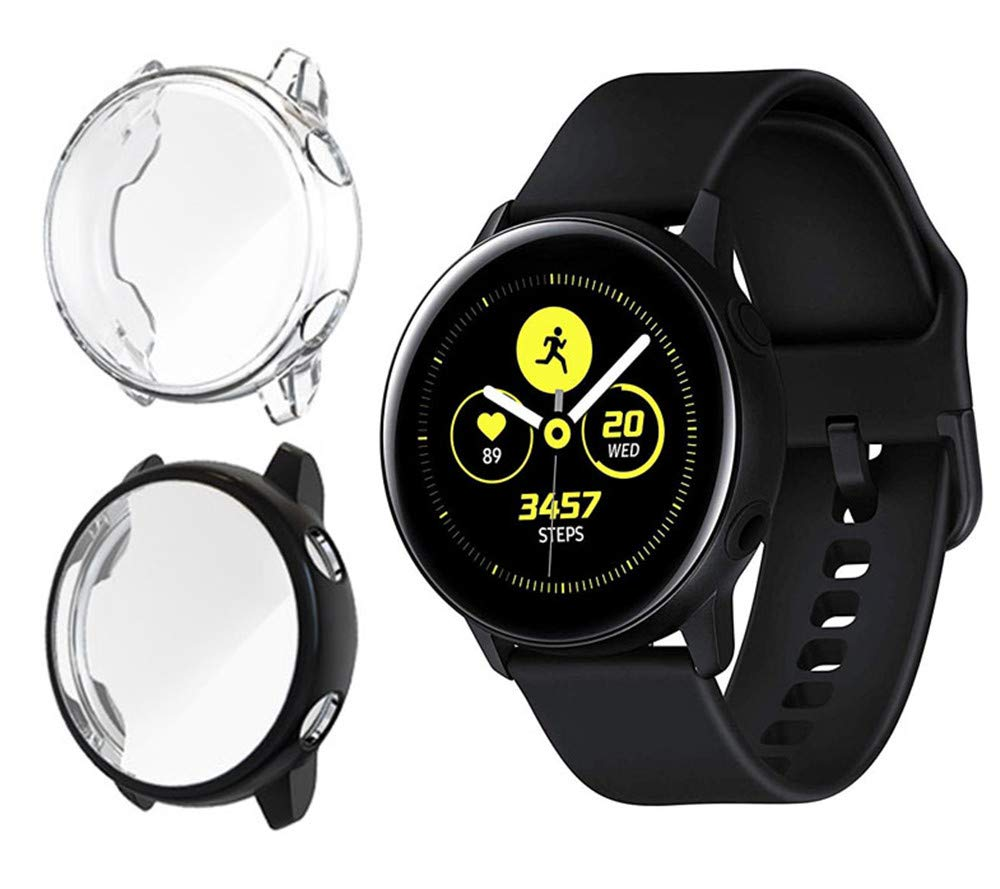 Protector Para Smartwatch Galaxy Watch Active 40mm (2 Un.)