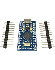 HOMYL Pro Micro ATMEGA32U4 5V 16MHz Development Board for Arduino Leonardo Nano