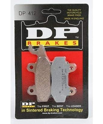DP Brakes Standard Brake Pads DP412 for Honda Kawasaki Suzuki TRI Yamaha