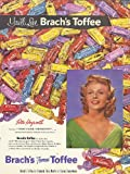 Rita Hayworth for Brach's Toffee Candy ad 1954 Reviews
