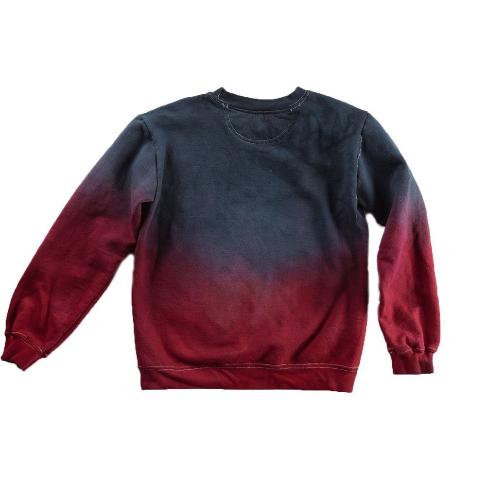 35d09c19d796 Amazon.com: Black and Red Tie Dye Sweatshirt Unisex Festival Hoodie  Grateful dead Plus Size S, M, L, XL, XXL: Handmade