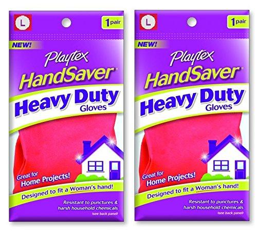 Playtex Handsaver手袋、頑丈手袋 Medium (M) B01KVYX29K Medium (M)|1 Medium (M)