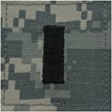 Authentic Genuine GI Military Rank Insignia Velcro Tab Patches - US Made
